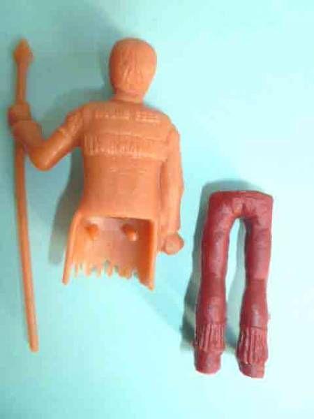 Davy Crockett - Figure by La Roche aux Fées - Series 2 - Indian Chief