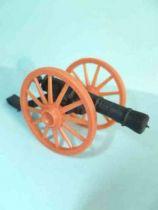 Davy Crockett - Figure by La Roche aux Fées - Series 3 - Field gun