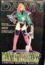 Dawn Battlegoddess - Cold-cast statue - Fewture Models