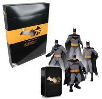 Batman 75th Anniversary Set 2 Action Figure 4-Pack 01