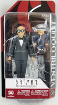DC Collectibles - Batman The Animated Series - Ventriloquist & Scarface