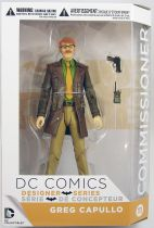 DC Collectibles - Commissioner Gordon (Greg Capullo\'s Batman) - DC Comics Designer Series