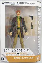 DC Collectibles - Commissioner Gordon (Greg Capullo\'s Batman) - DC Comics Designer Series