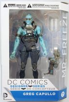 DC Collectibles - Mr. Freeze (Greg Capullo\'s Batman) - DC Comics Designer Series