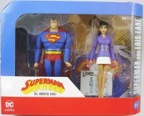 DC Collectibles - Superman The Animated Series - Superman & Lois Lane