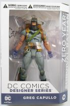 DC Collectibles - Zero Year: Survival Batman (Greg Capullo\'s Batman) - DC Comics Designer Series