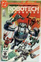 DC Comics - Robotech Defenders #1