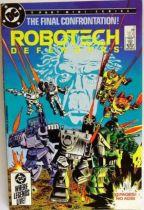 DC Comics - Robotech Defenders #2