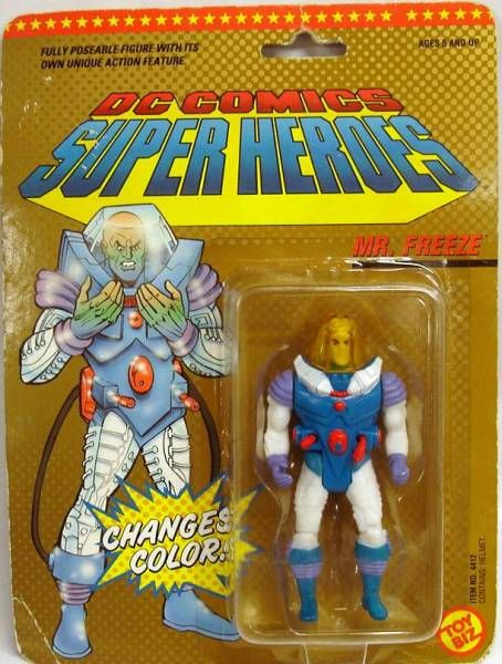 DC Comics Super Heroes - Mr. Freeze