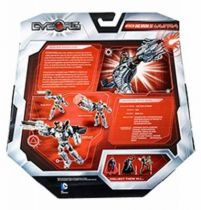DC Comics Total Heroes Ultra - Mattel - Cyborg (SDCC 2014 Exclusive)