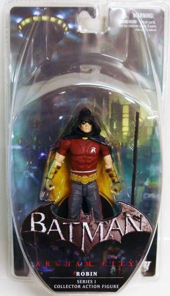 DC Direct - Batman Arkham City - Robin