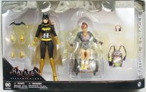 DC Direct - Batman Arkham Knight - Batgirl & Oracle