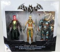 dc_direct___batman_arkham_origins__the_joker_as_red_hood__copperhead__deathstroke_unmasked