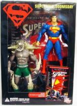 DC Direct - Superman vs. Doomsday - Collector Set