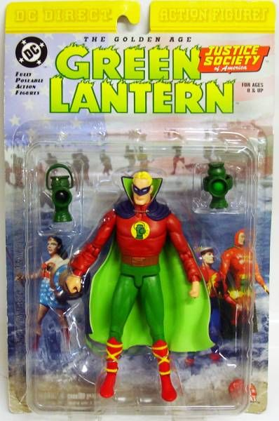 DC Direct - The Golden Age Green Lantern