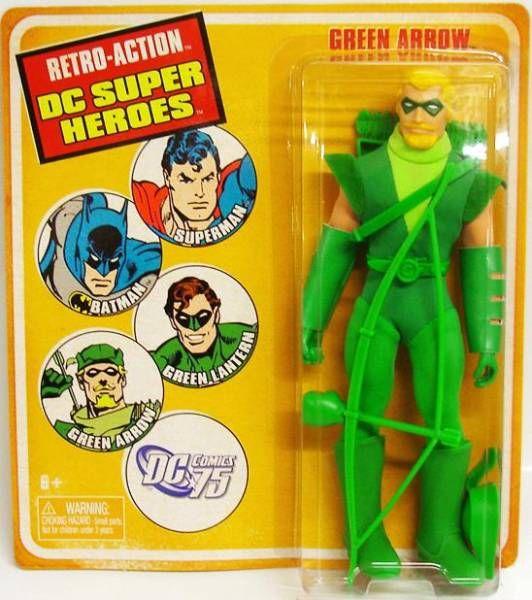 DC Retro-Action - Green Arrow