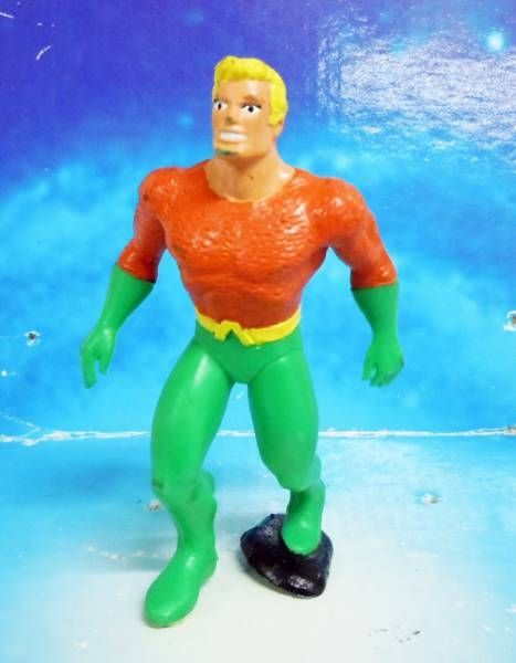 DC Super Heroes - Comics Spain PVC Figure - Aquaman