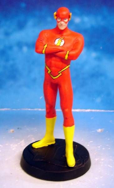 DC Super Heroes - Eaglemoss - #003 The Flash