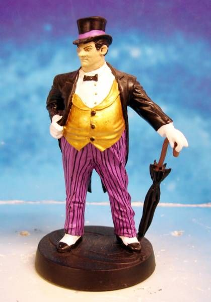 DC Super Heroes - Eaglemoss - #026 The Penguin