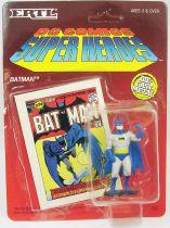 DC Super Heroes - ERTL die-cast metal figure - Batman raised fist