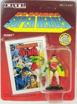 DC Super Heroes - ERTL die-cast metal figure - Robin