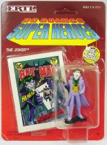 DC Super Heroes - Figurine métal ERTL - The Joker
