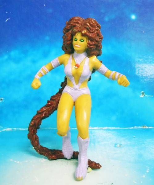 DC Super Heroes - Figurine PVC Comics Spain - Starfire