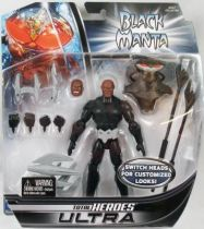 DC Total Heroes Ultra - Black Manta