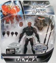 DC Total Heroes Ultra - Black Manta