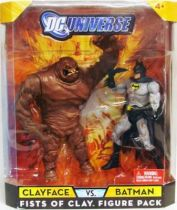 DC Universe - Exclusive - Clayface & Batman : Fists of Clay