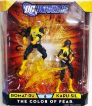 DC Universe - Exclusive - Romat-Ru & Karu-Sil : The Color of Fear