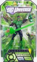 DC Universe - Green Lantern Classics Wave 1 - Green Lantern : Kyle Rayner