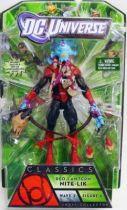 DC Universe - Green Lantern Classics Wave 2 - Red Lantern : Nite-Lik (& Skallox)