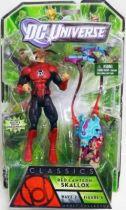 DC Universe - Green Lantern Classics Wave 2 - Red Lantern : Skallox (& Nite-Lik)