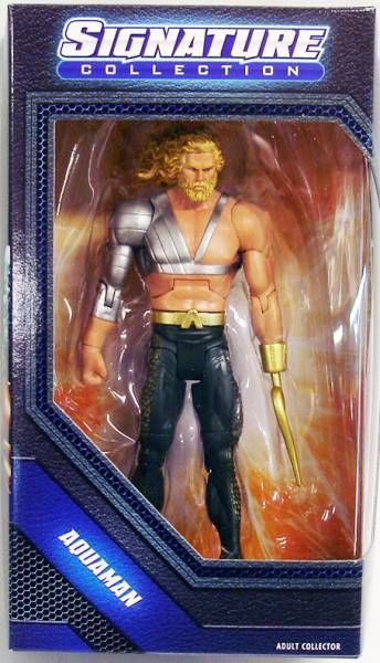 DC Universe - Signature Collection - Aquaman