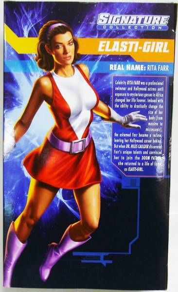 DC Universe - Signature Collection - Elasti-Girl