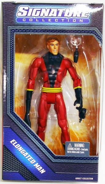 DC Universe - Signature Collection - Elongated Man