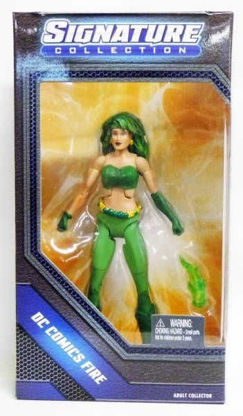 DC Universe - Signature Collection - Fire