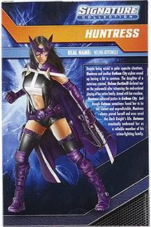 DC Universe - Signature Collection - Huntress