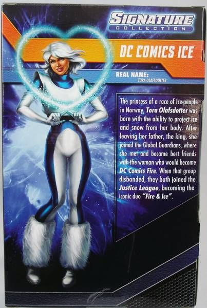 DC Universe - Signature Collection - Ice