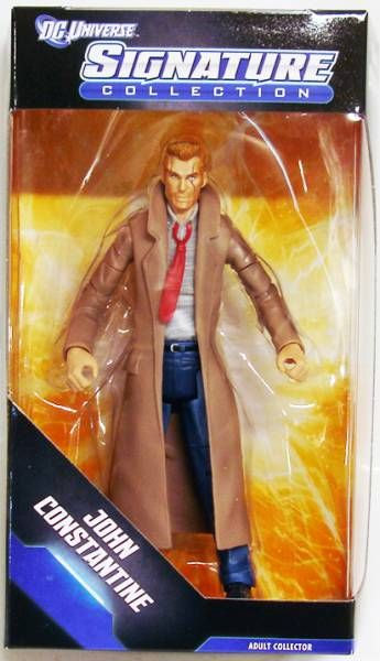 DC Universe - Signature Collection - John Constantine
