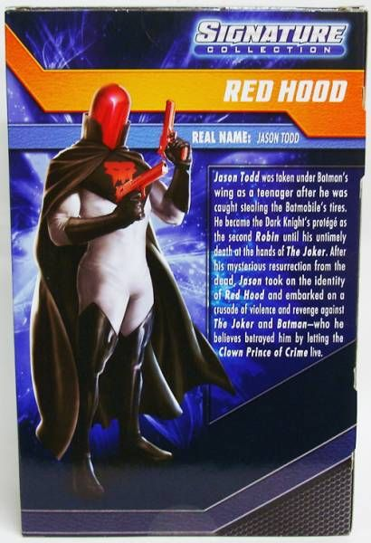 DC Universe - Signature Collection - Red Hood