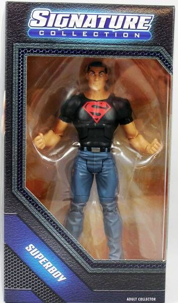 DC Universe - Signature Collection - Superboy