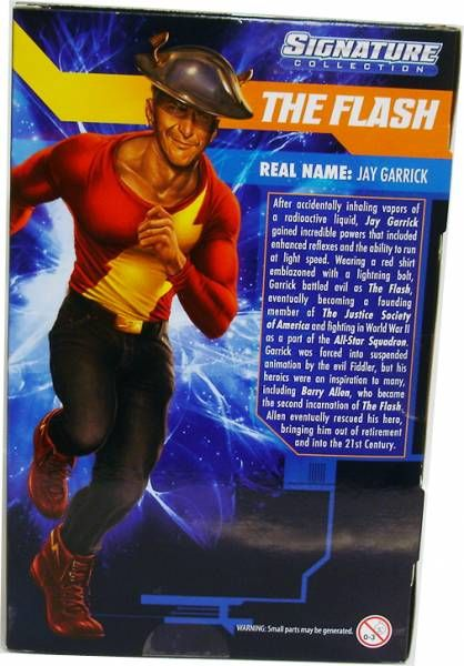 DC Universe - Signature Collection - The Flash \'\'Jay Garrick\'\'