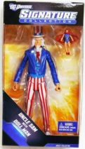 DC Universe - Signature Collection - Uncle Sam & Doll Man