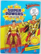 DC Universe - Super Powers Collection - Gold Superman