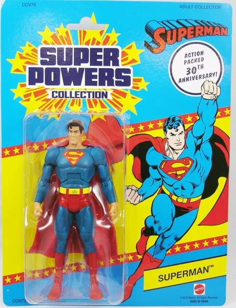 DC Universe - Super Powers Collection - Superman