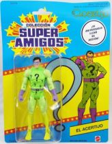 DC Universe - Super Powers Collection - The Riddler El Acertijo