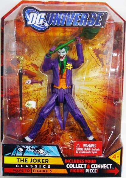 DC Universe - Wave 10 - The Joker