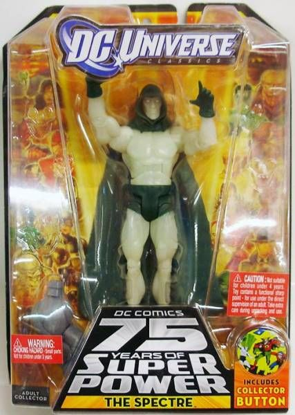 DC Universe - Wave 12 - The Spectre (variant)